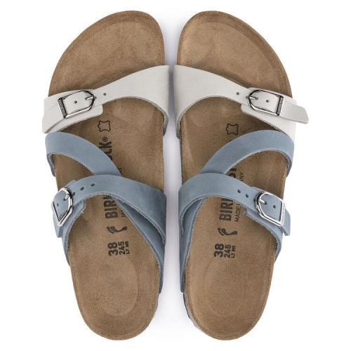 Salina Nubuck Leather Sandal (Buy 3 Get 15% OFF & Free Shipping)