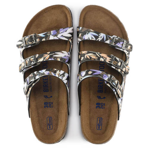 Florida Fresh Soft Footbed (BUY 3 GET 15% OFF & Free Shipping)