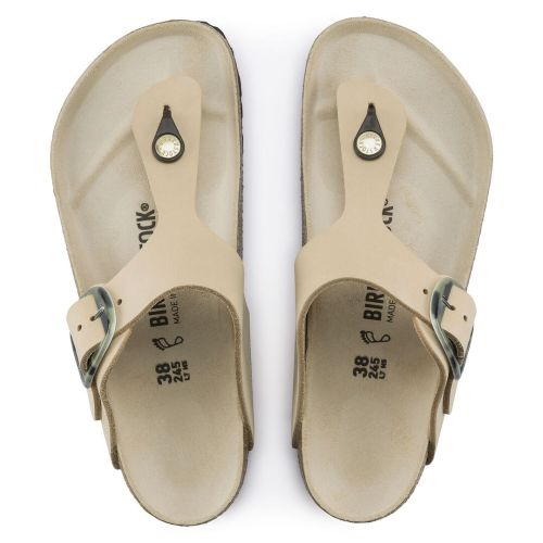 Gizeh Thong Comfort Sandal Neturals (BUY 3 GET 15% OFF & Free Shipping)