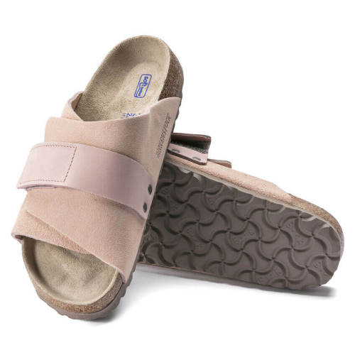 Kyoto Soft Footbed Nubuck/Suede Leather(BUY 3 GET 15% OFF & Free Shipping)