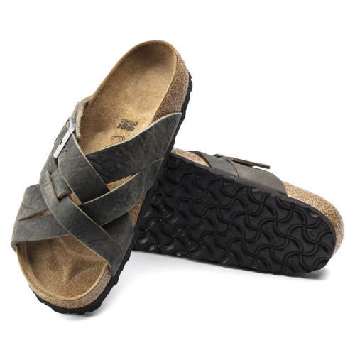 Lugano Oiled Leather(BUY 3 GET 15% OFF & Free Shipping)