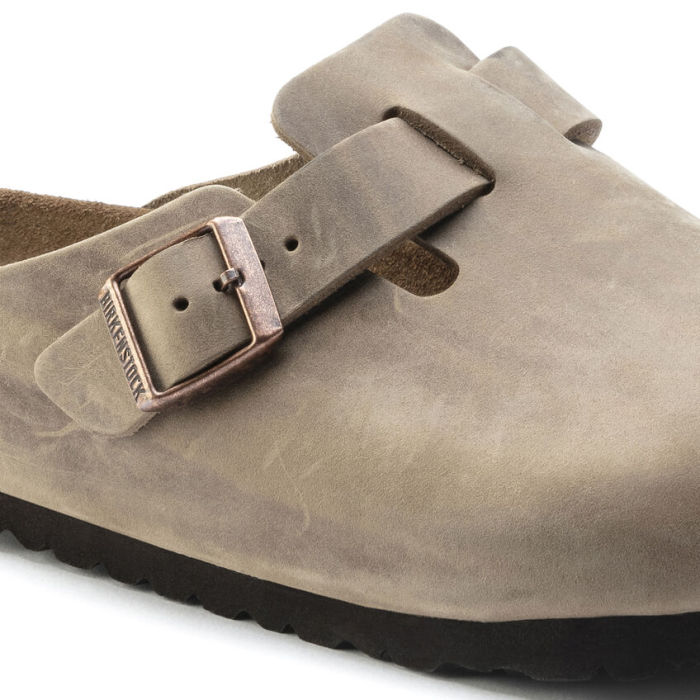 Boston Soft Footbed Oiled Leather (Buy 3 Get 15% OFF & Free Shipping)