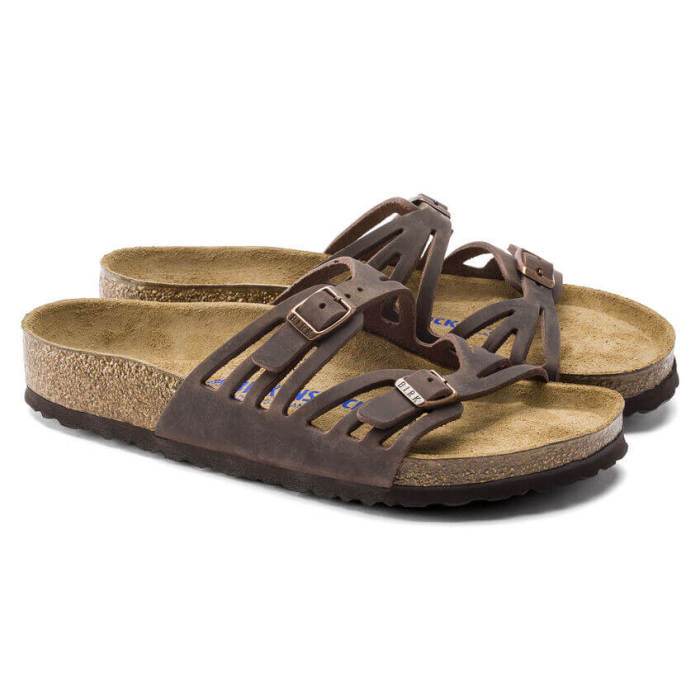 Granada Soft Footbed Oiled Leather (BUY 3 GET 15% OFF & Free Shipping)