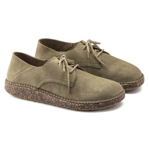 Gary - Suede Leather