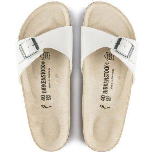 MADRID BIRKO-FLOR Comfort Sandal Neturals (Buy 3 Get 10% OFF & Free Shipping)