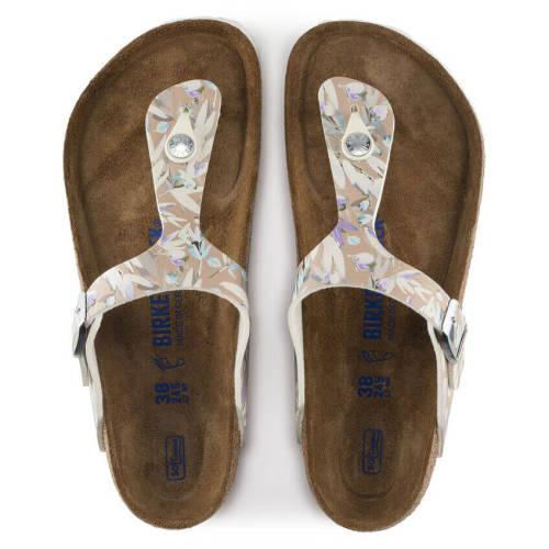 Gizeh Soft Footbed Birko-Flor (BUY 3 GET 15% OFF & Free Shipping)