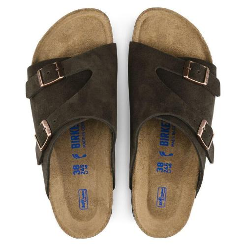 Zürich Soft Footbed Suede Leather (BUY 3 GET 15% OFF & Free Shipping)