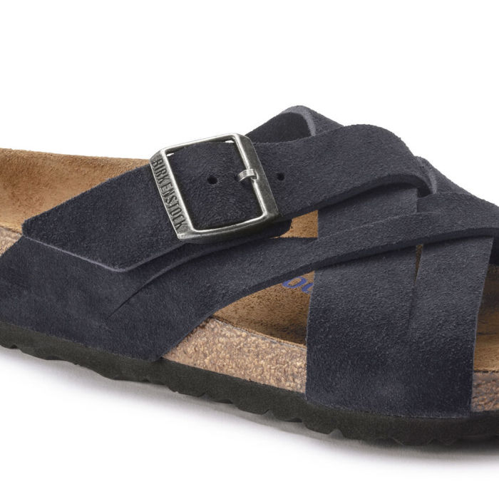Lugano Soft Footbed Suede Leather (Buy 3 Get 15% OFF & Free Shipping)