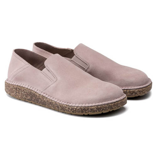 Callan - Suede Leather