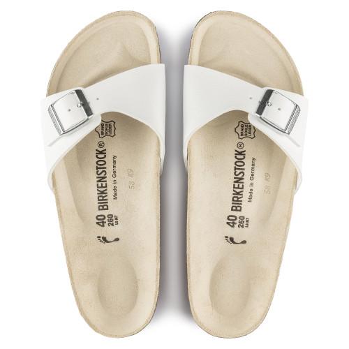 MADRID BIRKO-FLOR Comfort Sandal Neturals (BUY 3 GET 15% OFF & Free Shipping)