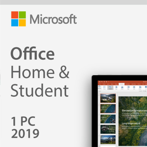 Microsoft Office Home and Student 2019 Digital License Key Lifetime 32/64 Bit with Download Link Global Language for Windows(Not CD)