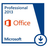 Microsoft Office 2013 Professional Digital License Key Lifetime 32/64 Bit with Download Link Global Language for Windows(Not CD)