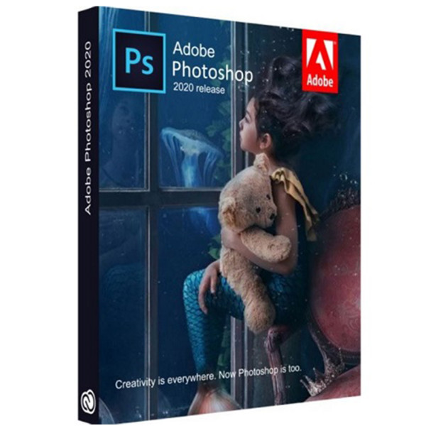 Adobe Photoshop CC 2021 Lifetime All Languages For Windows/MacOs Full Version - Lifetime (Not CD) Pre-Activated