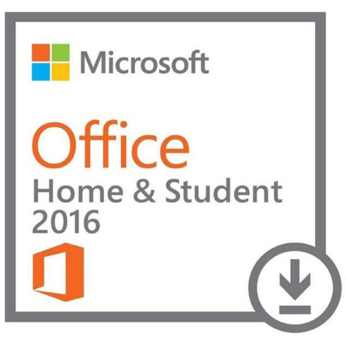 Microsoft Office Home and Student 2016 Digital License Key Lifetime 32/64 Bit  with Download Link Global Language for Windows(Not CD)