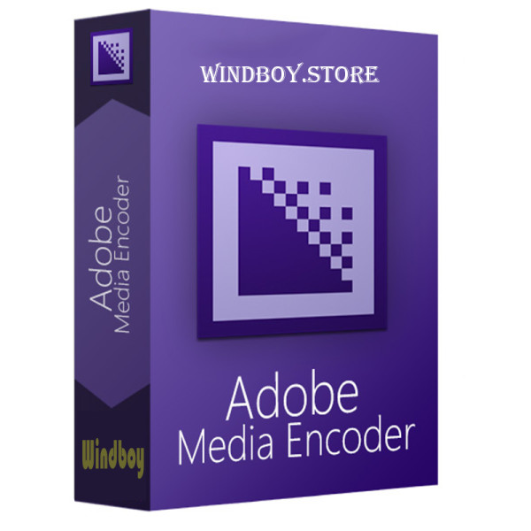 Adobe Media Encoder CC 2021 Lifetime All Languages For Windows/MacOs Full Version (Not CD) Pre-Activated