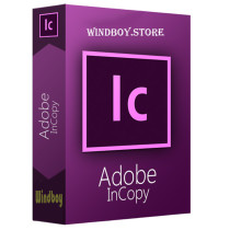 Adobe InCopy CC 2021 Lifetime All Languages For Windows/MacOs Full Version (Not CD) Pre-Activated