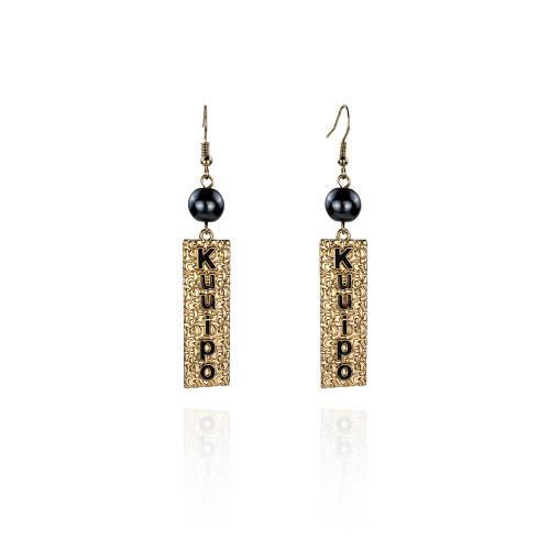 Kuuipo bar earring A100032