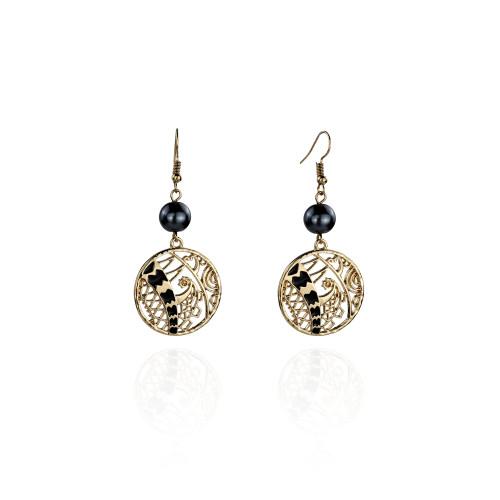 Tribal earrings A100038