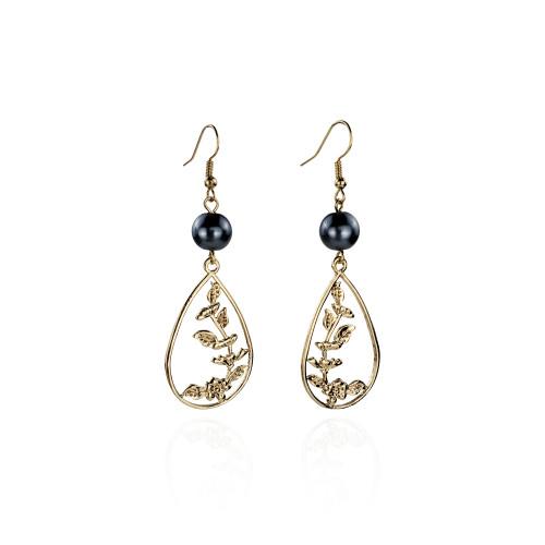 Flower earrings A100061