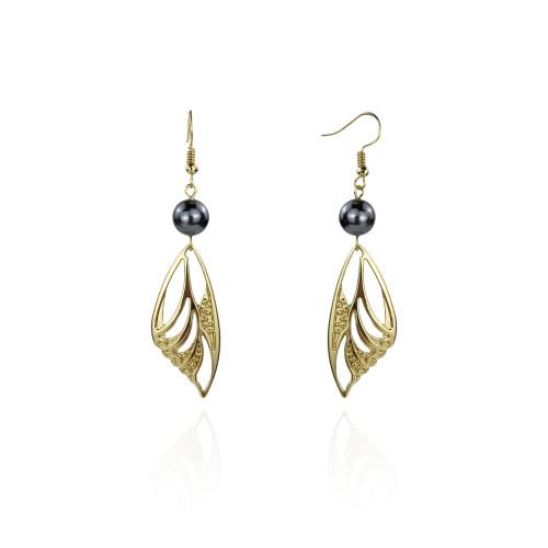 Butterfly earrings A100091