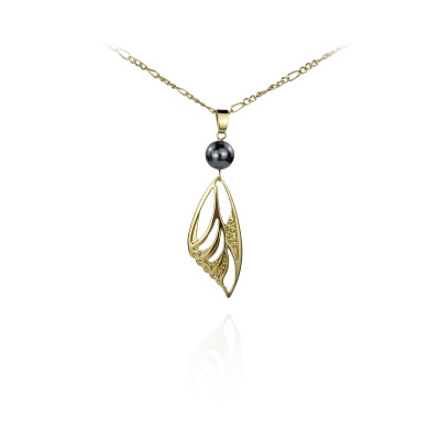 Butterfly necklace A200005