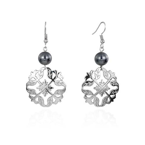Pikake flower earrings A100105