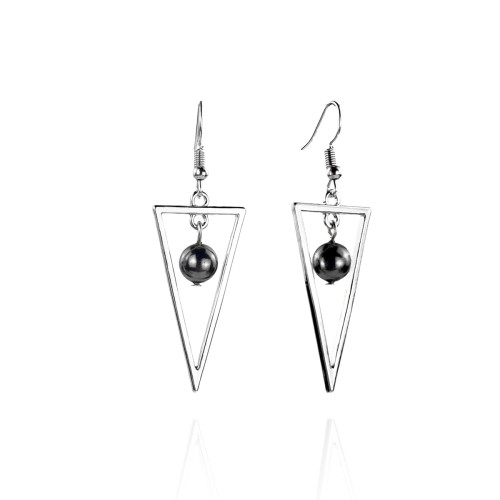 Triangle earrings A100107