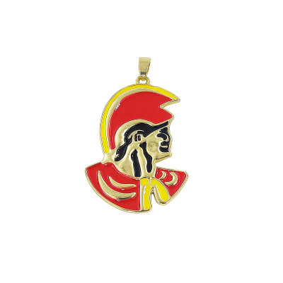 King Kamehameha silver necklace A200022
