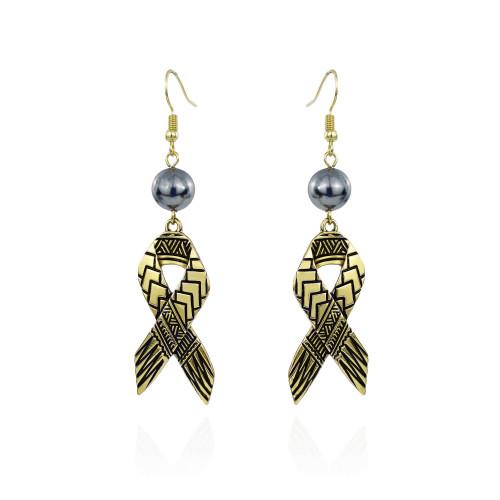 Tribal earrings 210804E1