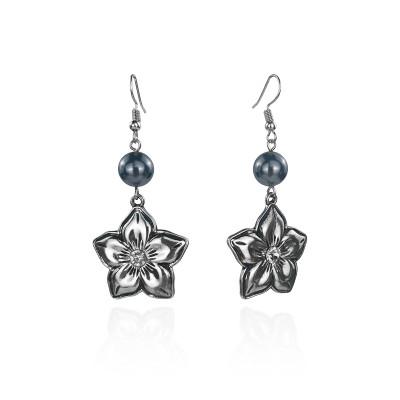Plumeria earrings A100120