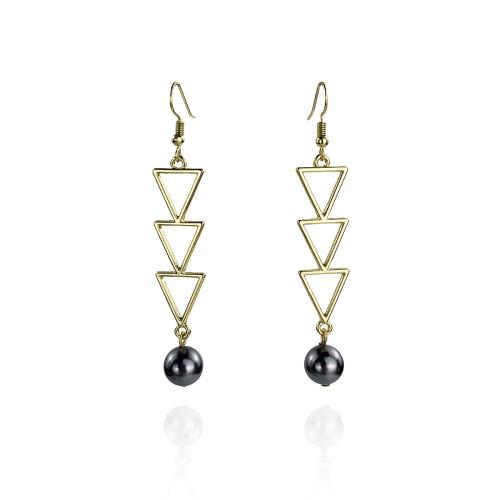 Triangle earrings A100095