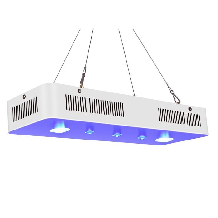 Hot Selling Multi Spectrum Strong Brightness Coloration APP Control LED Aquarium Light