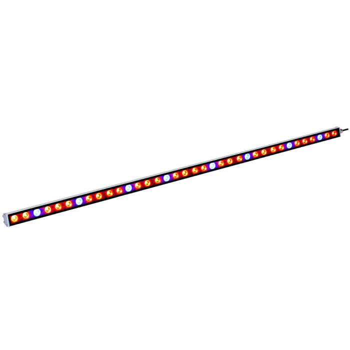 Factory 115cm Waterproof IP65 Led Tube Bar for Hydroponics Microgreens LED Plant Grow Light