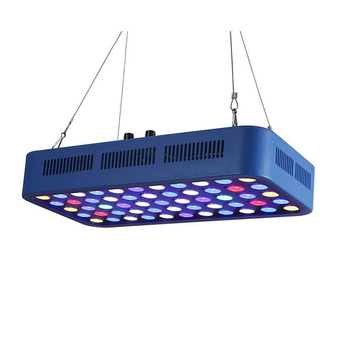 Hot sell Bluetooth control smart led grow light for aquarium fish coral tank