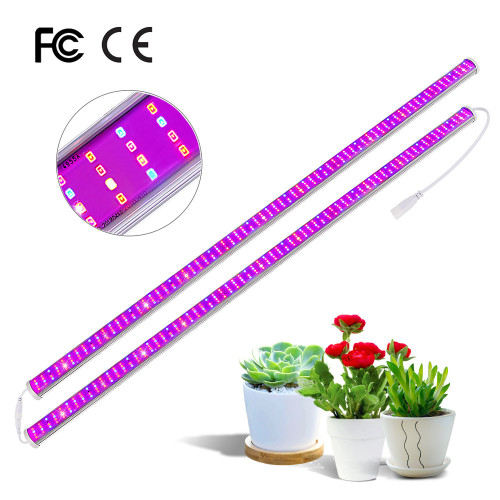 TopLlighting Hydroponics Tube Bar for Vegetables Fruits Flowers Led Grow Light