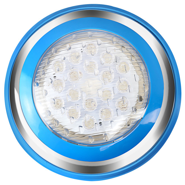 Houyi Factory Stainless Steel Bluetooth Control Under Water LED Swimming Pool Lighting