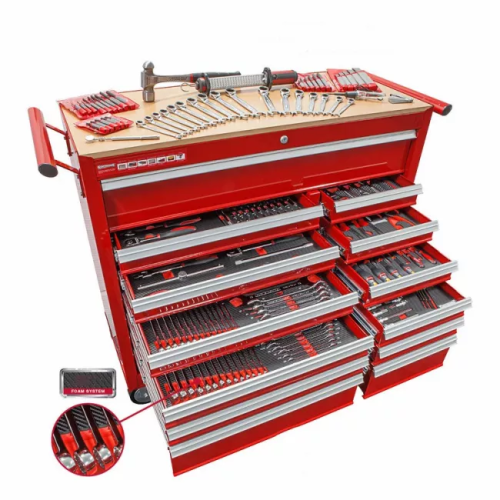 SCMT10166 Tool Kit 382 Piece Wide Body Met/AF #10166