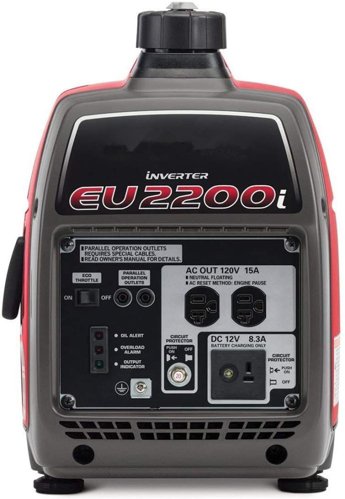 662220 EU2200i 2200 Watt Portable Inverter Generator