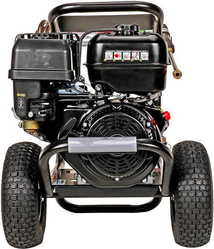 Cleaning PS60843 PowerShot Gas Pressure Washer Powered by, 4400 psi at 4.0 GPM