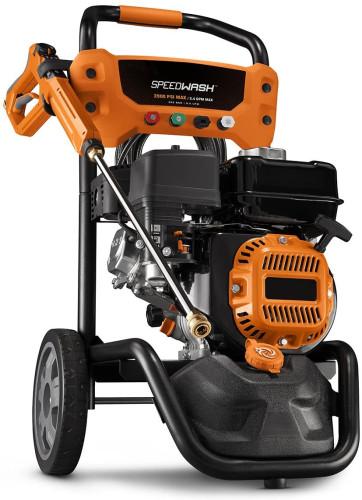 6882 GPW 2900PSI Power Washer SPEEDW, 2900 PSI, Black & Orange