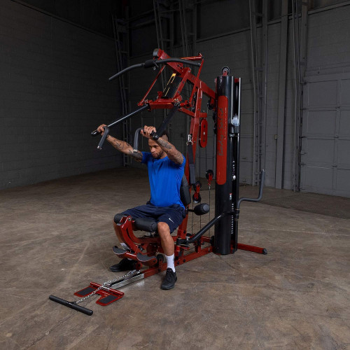 G6BR Bi-Angular Home Gym for Weight Training, Home and Commercial Gym