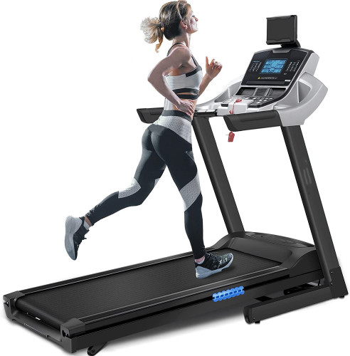 Treadmill for Home 5925CAI with 3.0 HP 15% Auto Incline 300 LBS Capacity Folding Exercise Treadmill for Running
