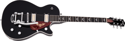 G5230T NICK 13 SIGNATURE ELECTROMATIC® TIGER JET™ WITH BIGSBY®, LAUREL FINGERBOARD, BLACK