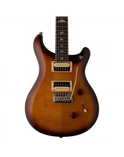 PRS 2017 SE Custom 24 Electric Guitar - Tobacco Sunburst