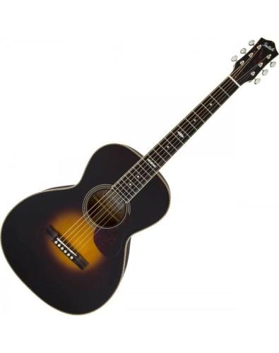 Style 3 G9531 Double-0 Grand Concert Guitar - Appalachia Burst