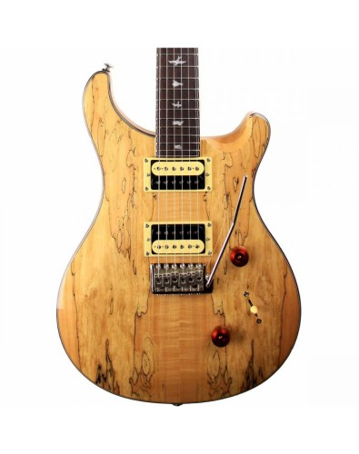 PRS SE 2017 Custom 24 Limited Run Electric Guitar - Spalted Maple