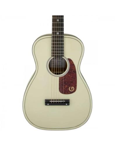 G9500 Ltd Jim Dandy Flat Top Acoustic Guitar - Vintage White