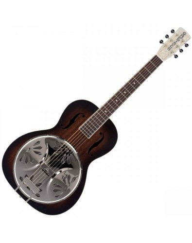 G9220 Bobtail Round Neck Resonator Guitar