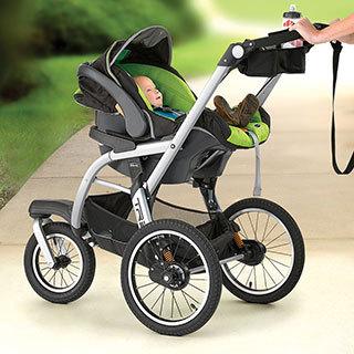 TRE Jogging Stroller - Titan