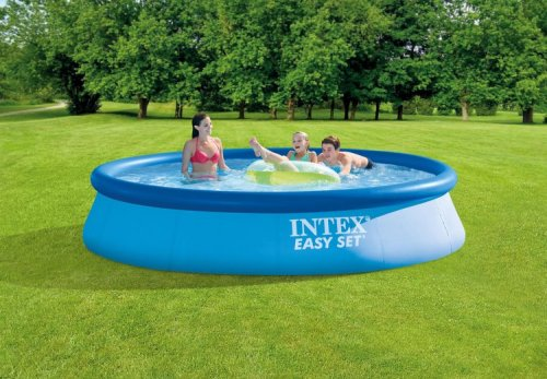 10FT X 30IN EASY SET SWIMMING ABOVE GROUND POOLS SET 28121EH